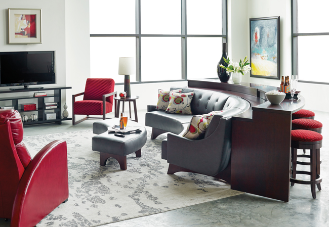 Stickley Modern Living Room