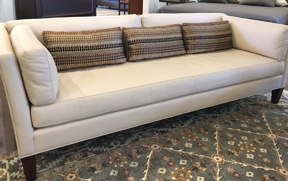 The Vero sofa by Stickley